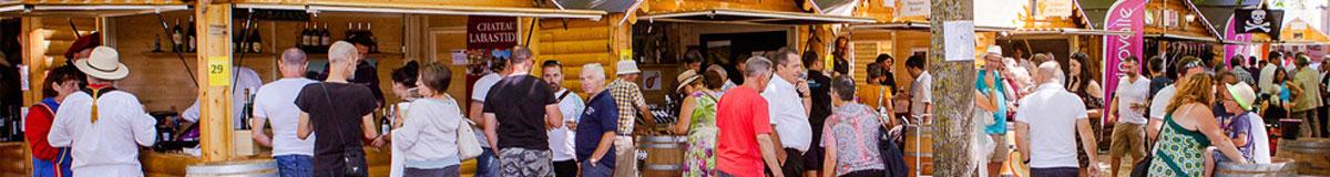 Events around Gaillac wine