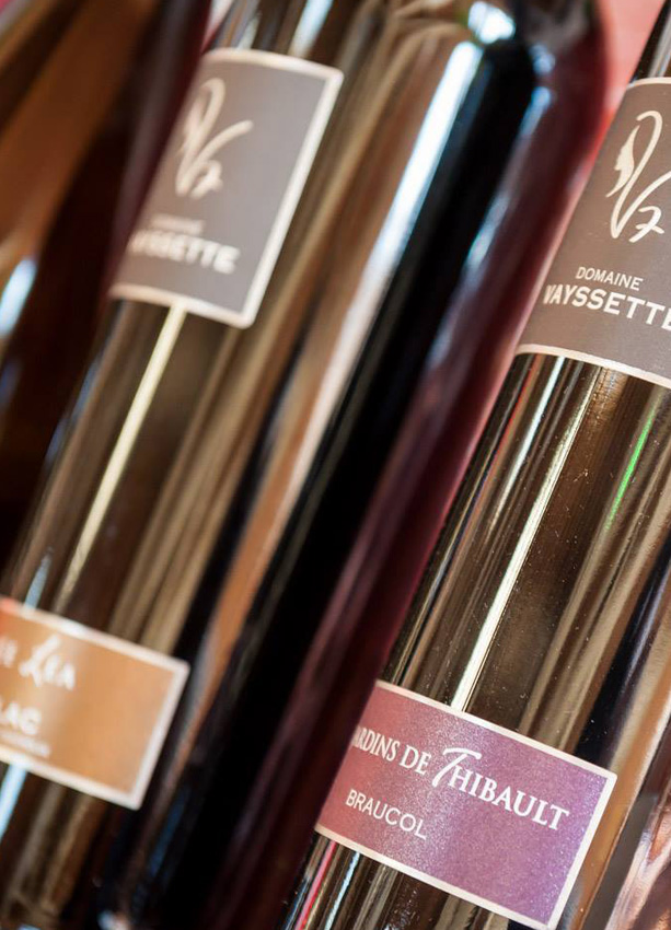 OUR WINES: Discover our entire range